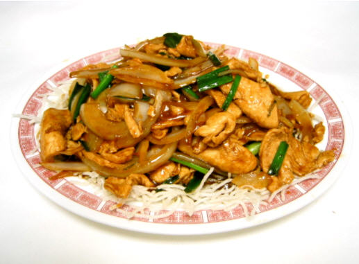 Chinese Mongolian Chicken