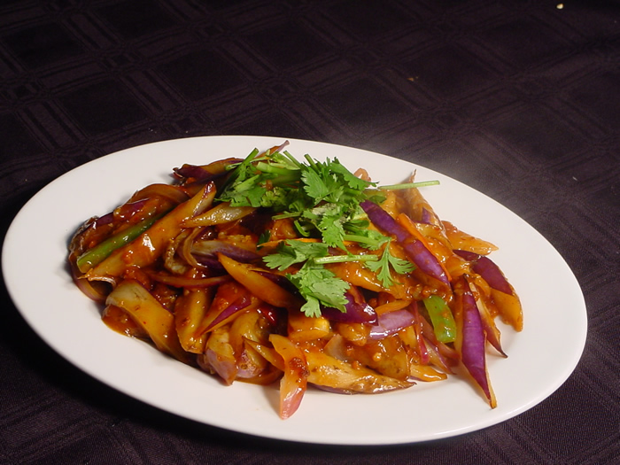 Chinese recipes eggplant in garlic sauce eggplant in garlic sauce forumfinder Gallery