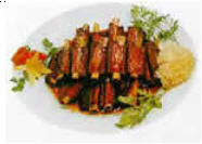 Chinese Food Recipe: Five Spice Flavored Sparerib