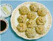 Chinese Food Recipe: Juicy Steamed Dumplings