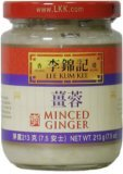 Herbs & Spices - Minced Ginger