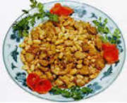 Chinese Food Recipe: Stir-Fried Diced Pork with Peanuts