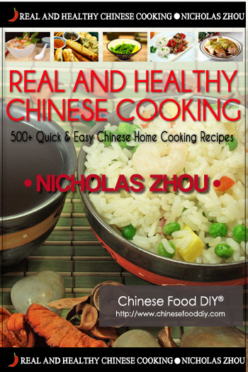 Chinese Cookbook Real And Healthy Cooking