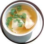 Chinese Soup Recipe: Wonton Soup